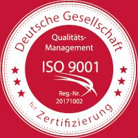 DIN EN ISO 9001:2015/GOI